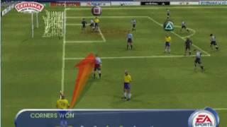 FIFA 2001: Major League Soccer (PSX) Gameplay
