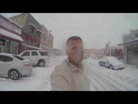 Williams, Arizona - Christmas 2016