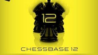Установка ChessBase 12 и подготовка её к работе (#001)