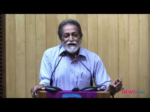 Professor Prabhat Patnaik Speaks on Marxist Theory and the October Revolution