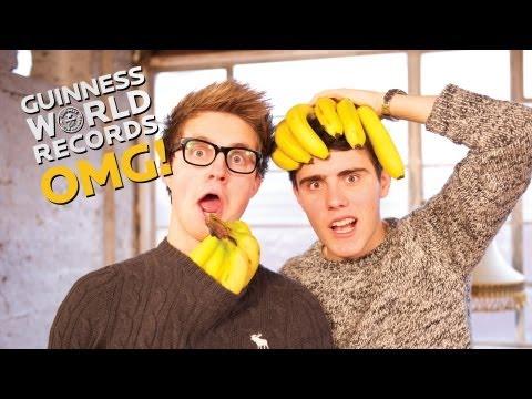 Alfie & Marcus go BANANAS // Record Slam (Ep33)