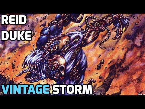 Channel Reid - Vintage Storm (Deck Tech & Match 1)