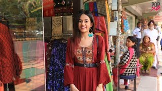 Komal Takes On The Rs 1000 Challenge In Janpath | Shopping Haul - POPxo