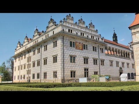 Litomyšl,  Pardubice Region, Czech Republic [HD] (videoturysta)