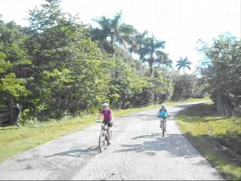 cuba cycle active holiday Nov 2013