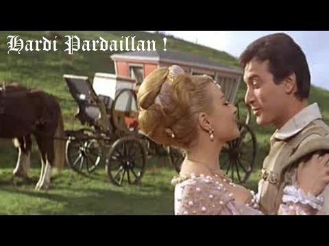 hardi-!-pardaillan-1964---casting-du-film-réalisé-par-bernard-borderie