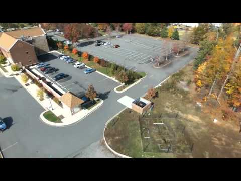 charter colony drone test