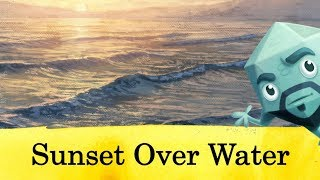 Sunset Over Water Review - with Zee Garcia