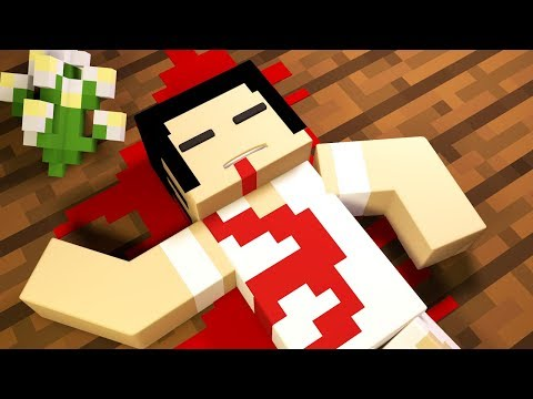 Minecraft The Purge - DEAD WEDDING! #34 Season Four | Minecraft Roleplay