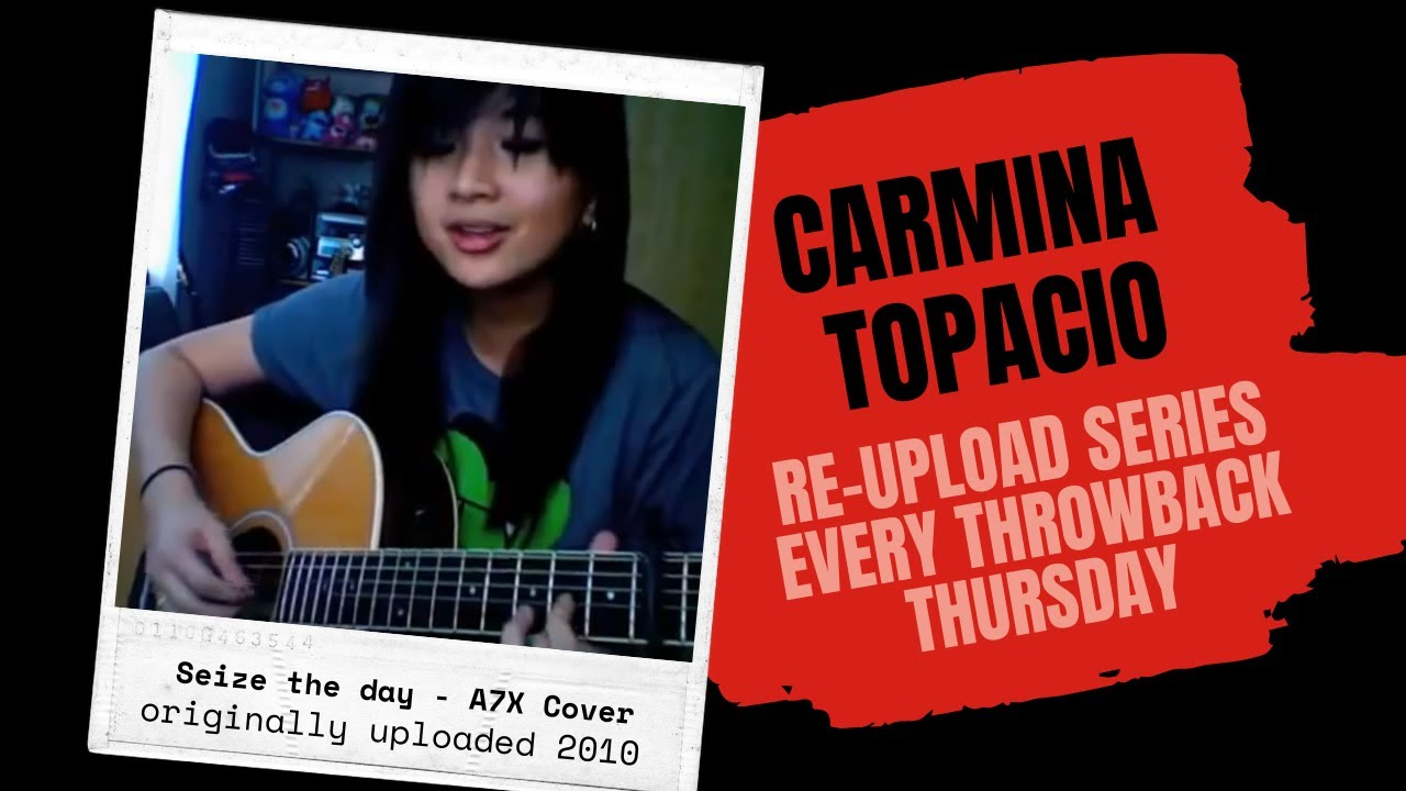RE-UPLOAD SERIES: Seize the Day | Avenged Sevenfold Cover