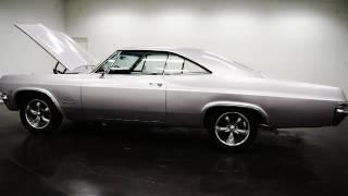 1965 Chevrolet Impala SS 4 Speed