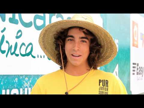 Mauricio Diaz (PUR) - 2013 DAKINE ISA World Junior Surfing Championship
