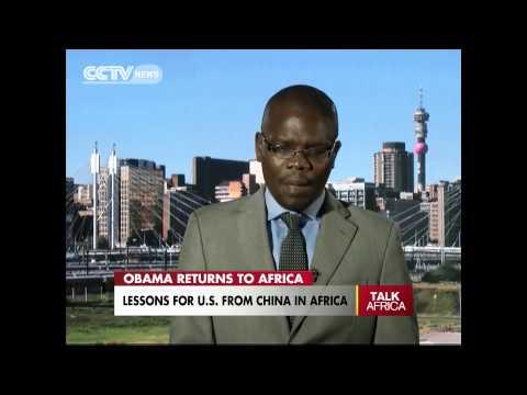 TALK AFRICA: Obama Africa visit