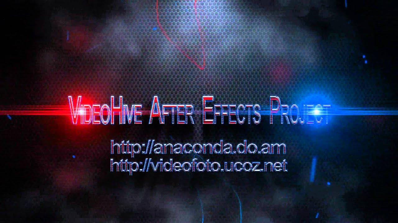 скачать проекты для after effects