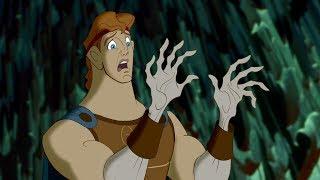 Геркулес спасает Мег из загробного царства Аида -