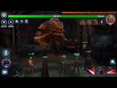 star wars galaxy of heroes raid guide