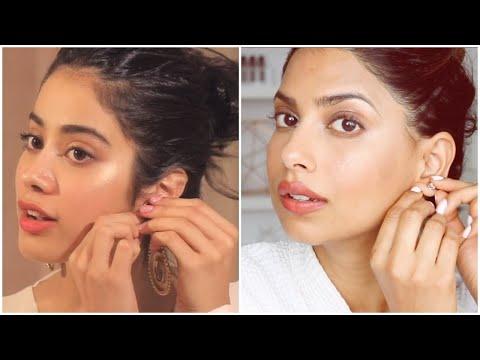 I Followed JANHVI KAPOOR Makeup Tutorial...Interesting. Mp3