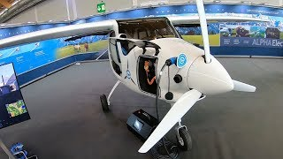 What's New in Electric Airplanes?