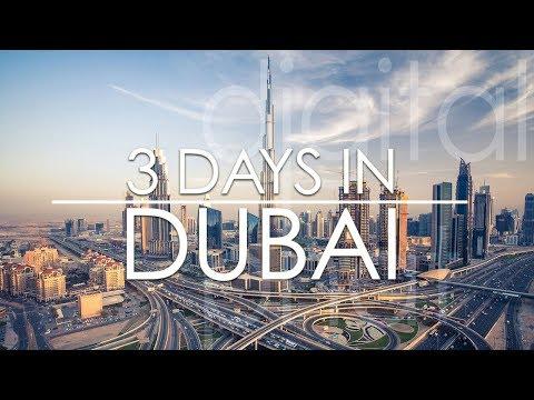 Dubai Stopover Activities In 3 Days