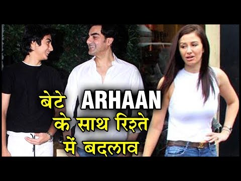 Arbaaz Khan EMOTIONAL REACTION On Son Arhaan After Divorce With Malaika Arora