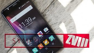 Symphony ZVIII - Hands-On Review (Bangla)