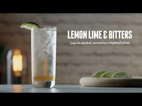 How To Make Lemon Lime Bitters Non Alcoholic Cocktail Recipes