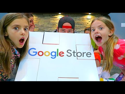 GOOGLE GADGET UNBOXING! from YouTube · Duration:  27 minutes 47 seconds