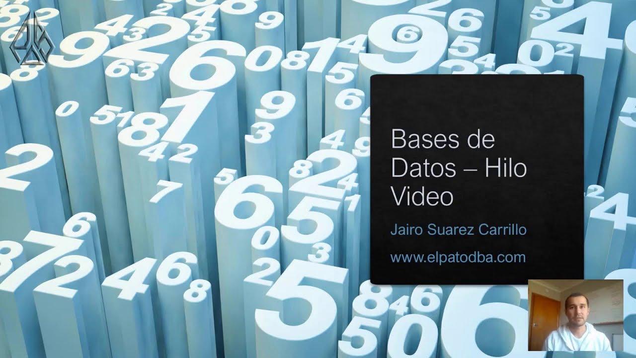 Qué es una Base de Datos - Spanish Version
