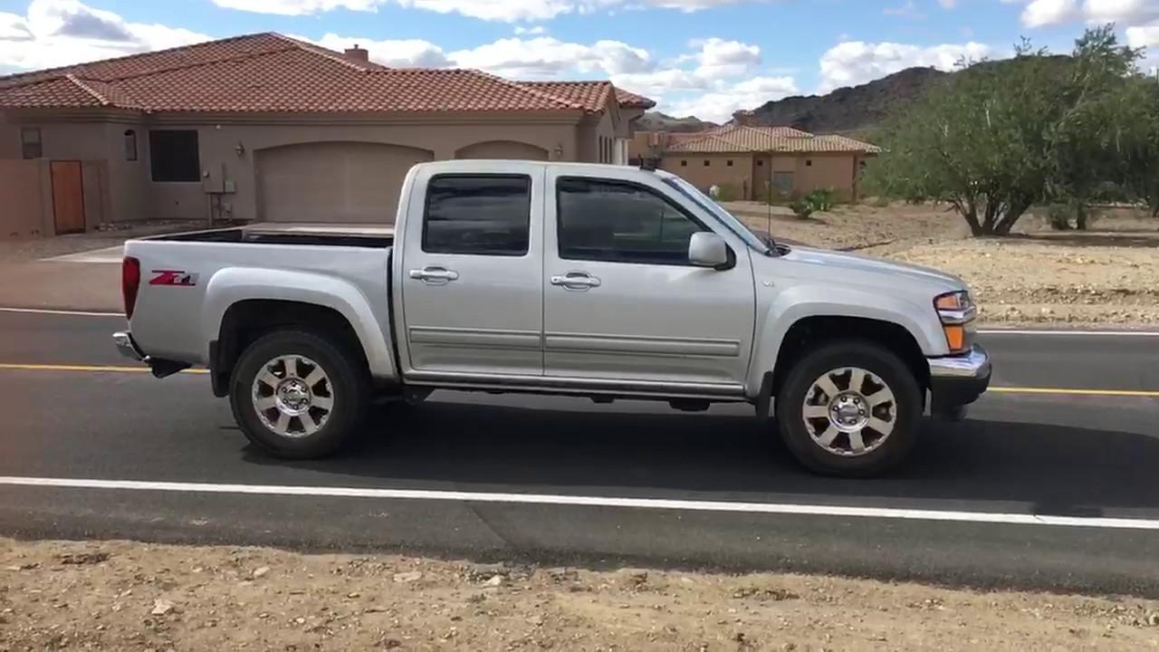 Colorado chevy colorado 5.3 : Chevy Colorado 5.3 Burnout - YouTube