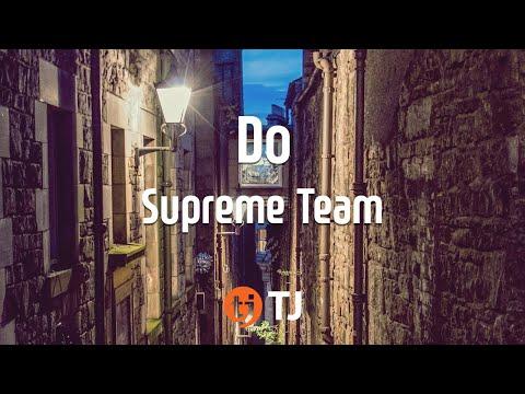 [TJ노래방] Do - Supreme Team () / TJ Karaoke