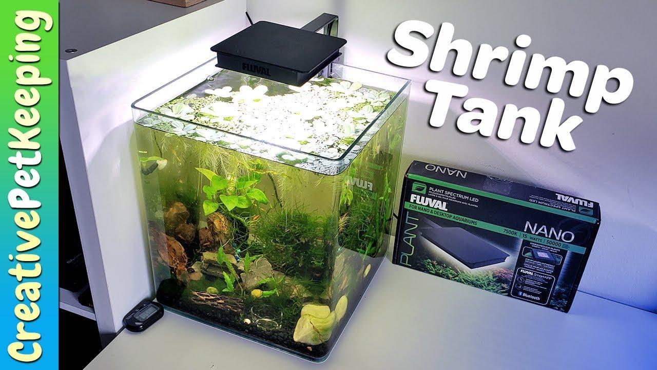 Small Aquarium Light Fluval Plant 3 0 Nano Led