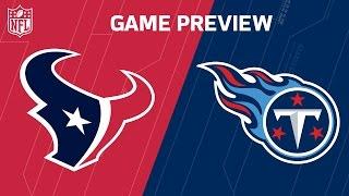 Texans vs. Titans | NFL NOW | Week 17 Previews