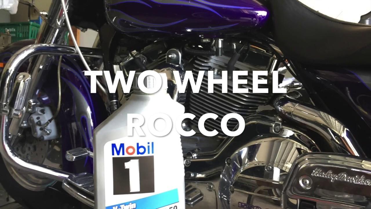 Youtube Harley Davidson Oil Change