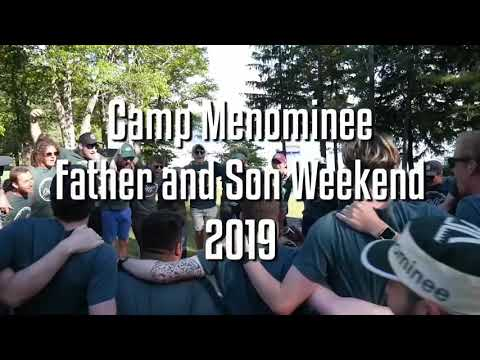 Father And Son Weekend 2019 | Camp Menominee
