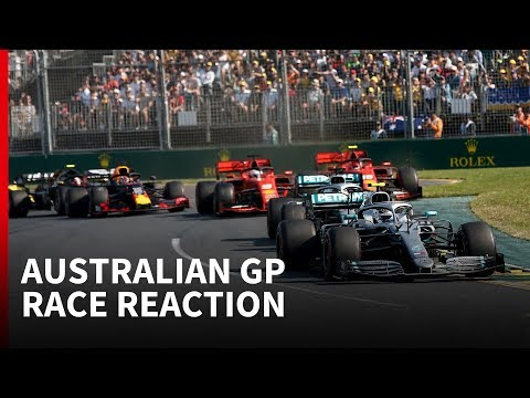 Brilliant Bottas blasts his critics - Australian GP review