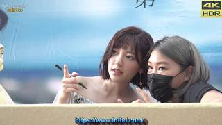 【無限HD】郭雪芙台北簽書會 3 簽名實況(4K HDR)
