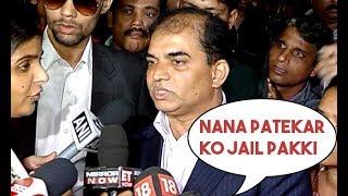 Tanushree Dutta's Lawyer Make Some Shocking Revelations On Nana Patekar And Other Bollywood Actors