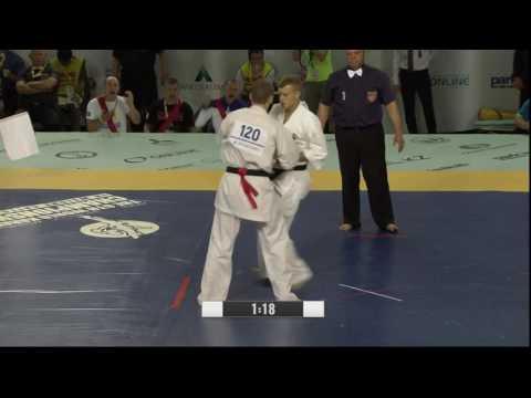Maxim Smolyakov VS Oleksandr Svynarenko