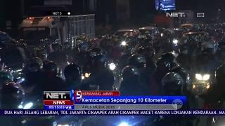 Video Macet Panjang Warnai Arus Mudik Hari Ini - NET 5 download MP3, 3GP, MP4, WEBM, AVI, FLV Juni 2018