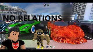 YBN NAHMIR NO RELATIONS (ROBLOX MUSIC VIDEO)