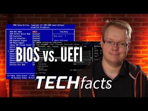 Was sind BIOS
