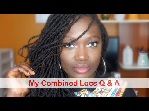 Combining Locs Q&A | Answering your Questions & Reading your comments