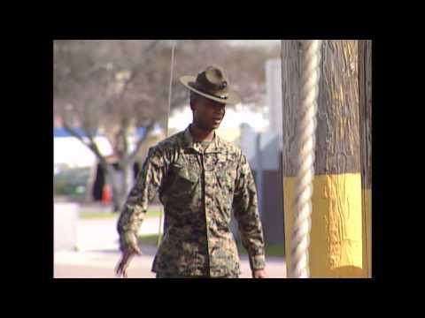 Marine Boot Camp - Drill Instructors