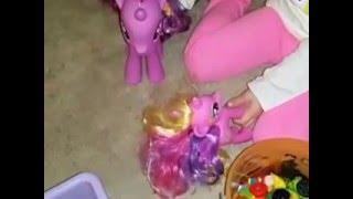 Pony party 8 starlily my little pony twilight toys