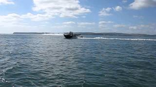 Cowes-Torquay offshore powerboat race 2014