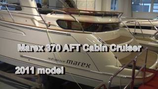 Marex 370 Aft Cabin Cruiser - 2011 Model