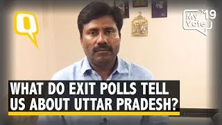 Exit Polls: Key Takeaways For BJP, Congress, Mahagathbandhan in UP | The Quint
