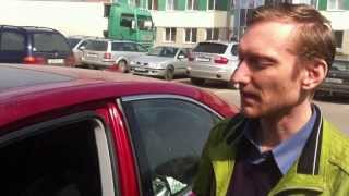 Целый авто с пробегом из США аукцион Manheim видео отзыв.