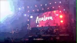 Assalova Schissandra - Harus Bahagia_Yura Yunita - LIVE FestivaLAnd Purwokerto