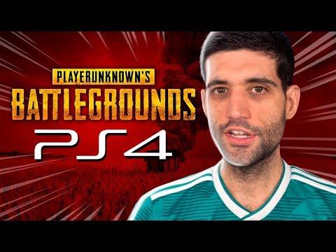 PUBG Battlegrounds no Playstation 4, Xbox portátil? e 1000 jogos no Nintendo Switch